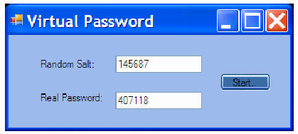 Fig. 1 Testing website login page respondents have no idea about what the three attacks are as illustrated in Figs 5-7.