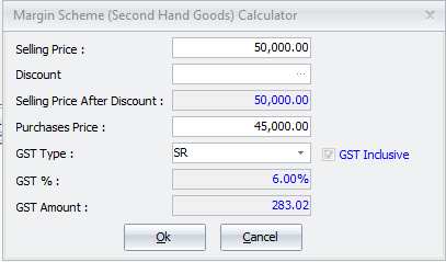how to add pst and gst to a price