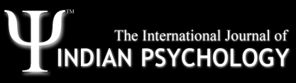 The International Journal of Indian Psychology ISSN 2348-5396 (e) ISSN: 2349-3429 (p) Volume 2, Issue 3, Paper ID: B00381V2I32015 http://www.ijip.
