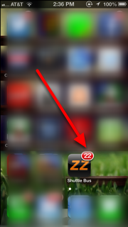 "2. Badge on App's icon Along with receiving a push message, the App's icon can also be configured to display a ""badge""."
