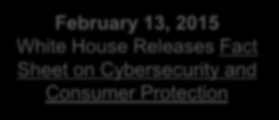 Since the February 12, 2014 release of the Cybersecurity Framework Request for Information: Experience with the Cybersecurity Framework Questions focused on: awareness, experiences, and roadmap areas