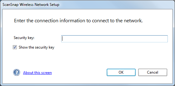 When a Computer Is Not Connected to a Wireless LAN Perform the following procedure: 1. In the [Wireless LAN setting] window (network list), select [Select wireless network].