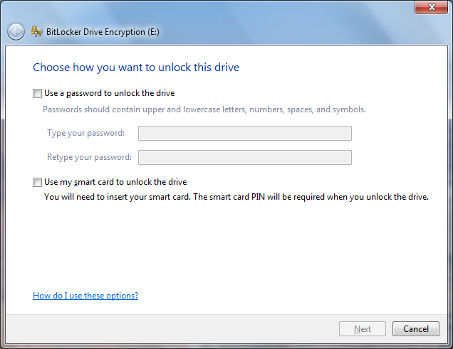 an introduction to the history of bitlocker to go and bitlocker Backup gets personal in windows 8 with 'file history' by kurt mackie allowing a user to go back and restore older versions of a file the file history feature also works with windows 8's bitlocker and storage spaces features.