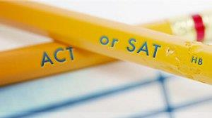 Testing It is recommended that students take the SAT or ACT at least one time before the end of junior year. SAT and ACT fee waivers are available to students who have free and reduced lunch.