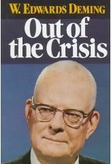 W. Edwards Deming (1900 1993) Known as the father of quality control Statistics professor at New York University in the 1940s