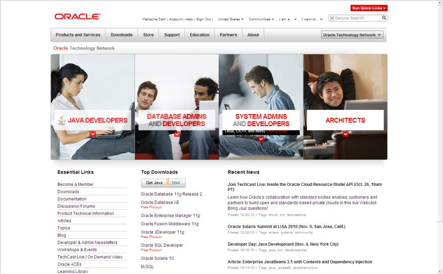 Join our Fusion Middleware community 1. Learn More 3. Leverage Best Practices www.oracle.