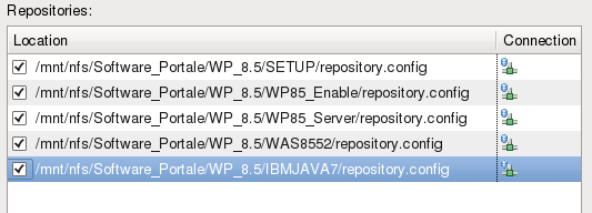 Add repository used during