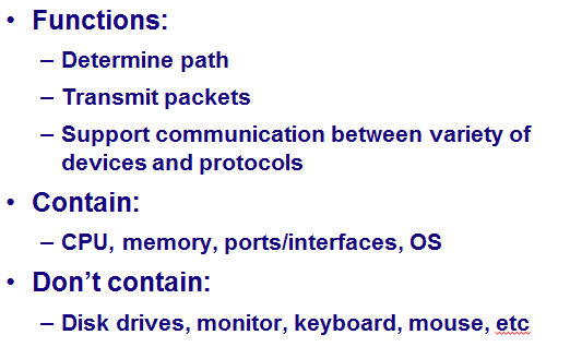For a computer to work in TCP/IP network Required Network layer addressing information o Computer s own IP address o Its subnet mask To determine what addresses are part of its subnet o Local DNS