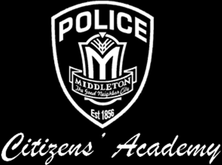 Also during the Month of January, Middleton Police did several home security surveys for residents in the City of Middleton.