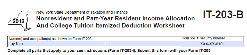 New York State Department Of Taxation And Finance International. If You Maintain Living. Worksheet. 2013 Itemized Deduction Worksheet At Clickcart.co