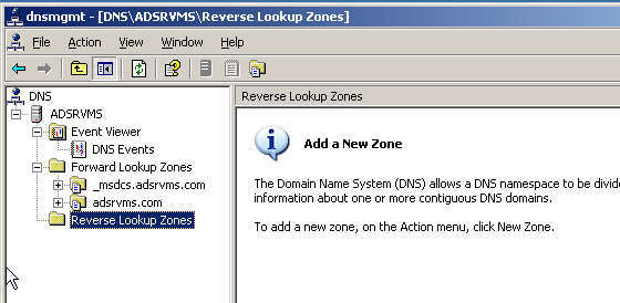 Adding Users and Computers to the Active Directory Domain After the new Active Directory domain is established, create a user account in that domain to use as an administrative account.