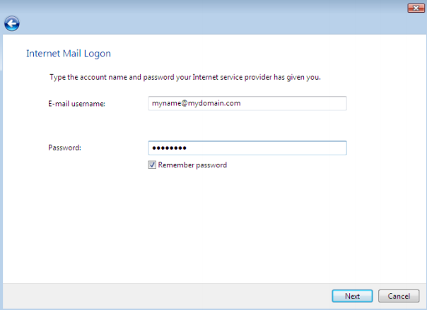 How to add an email account using Windows Mail Windows Mail is only available in Windows Vista operating systems which may be pre installed or may also be downloaded.