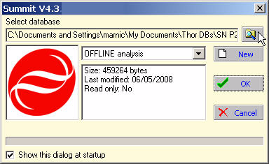 Overview Summit Software Database A Summit software database is a collection of protocols, samples, and data.