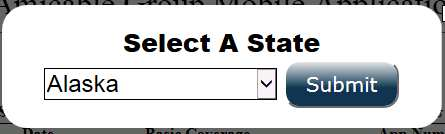 State (choose the State where the application will be signed) 4.