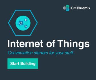 What s next for the Internet of Things? Get started today Learn more about Internet of Things from IBM ibm.