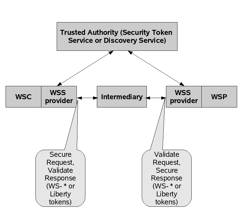 Web Services Security, Version 0.