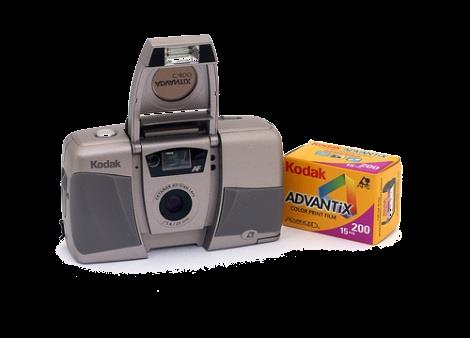Project: Kodak s New Advantix Photographic system PMI recognized it as the 1997