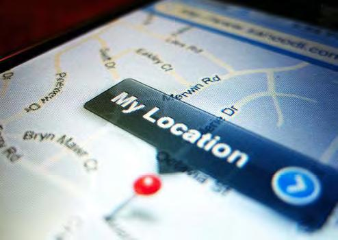 Location-based Social Networking Location-based social networking allows a user to broadcast their geographic location.