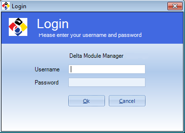 Chapter 3 - Login Providing that the configuration file (connection.