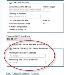 "Note: ""Obtain DNS Server Address Automatically"" and ""Preferred DHCP Host Name"" are only enabled when KX III is configured in DHCP mode To enable automatic detection for the power supply in use: 13."