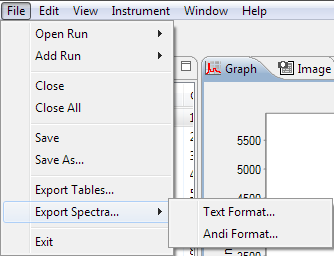 page 312 Chapter 9: Charge Assay Data Analysis To export data in.txt format - Select Text Format. Plots will be exported in one file for all capillaries. To export data in.cdf format - Select Andi Format.