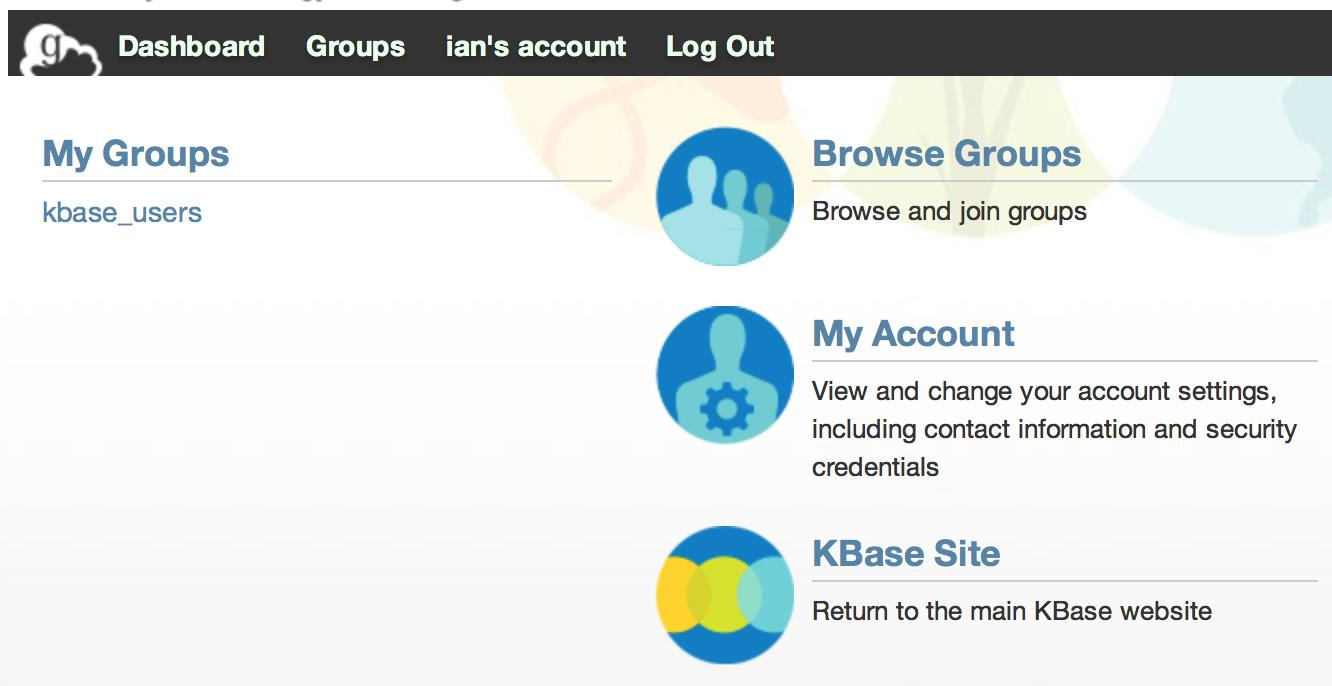 Group Management User-managed group creation and management Flexible