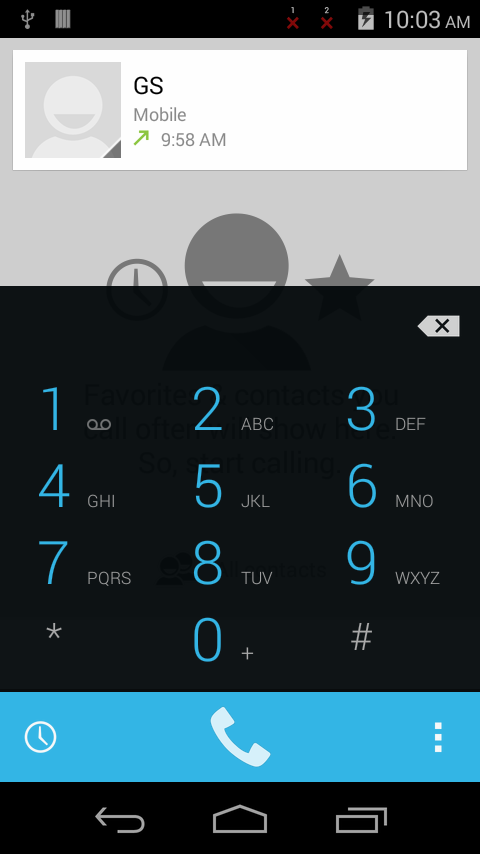 You can use the Virtual Dial or press the buttons on device to input number in the input field.