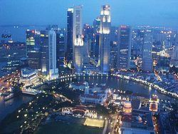 Case Study: Singapore Multi-cultural Neutrality Political stability Rule of law Global