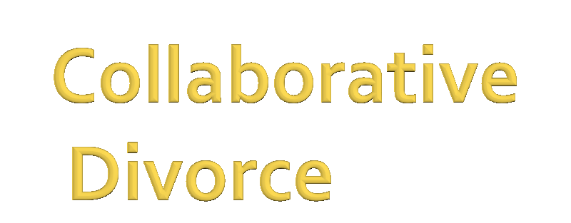 COLLABORATIVE DIVORCE: AN ATTORNEY-DIRECTED PROCESS Parties each retain their own, collaboratively trained attorney Parties agree to principles of fairness and full disclosure The parties agree to