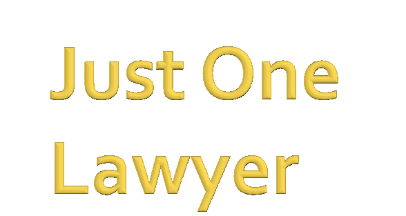 THE ORIGINAL COST CUTTER: JUST ONE LAWYER The parties agree between themselves on terms of settlement and engage an attorney just to draft the agreement The attorney can only represent one side.