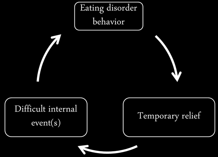 Eating Disorders Regardless of the type of behavior, ED behaviors have the same function