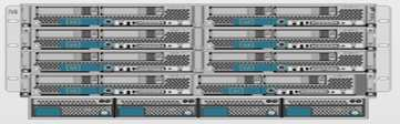 FlexPod Benefits Cisco UCS B-Series Cisco UCS Manager Cisco Nexus Family Switches NetApp FAS 10 GE and FCoE Complete Bundle Shared infrastructure for wide range