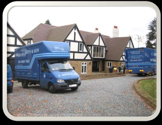 F. SMITH & SON STORAGE SERVICES MOVERS