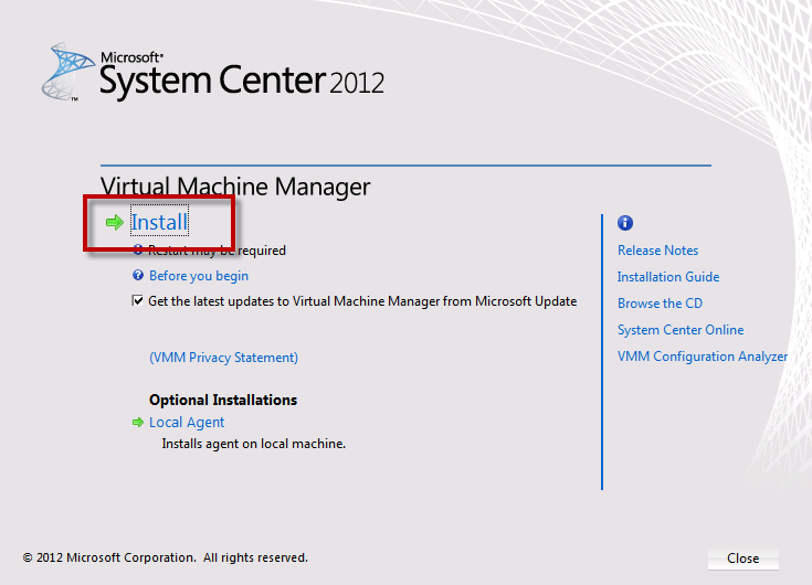 Team Foundation Server 2012 Installation Guide Page 126 of 143 You should see the