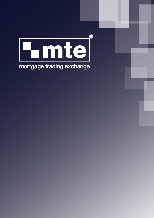 Mortgage Trading Exchange (MTE) 0871