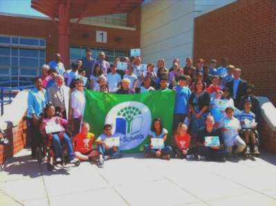 Eco-Schools Awards Process Three Tier Process Award
