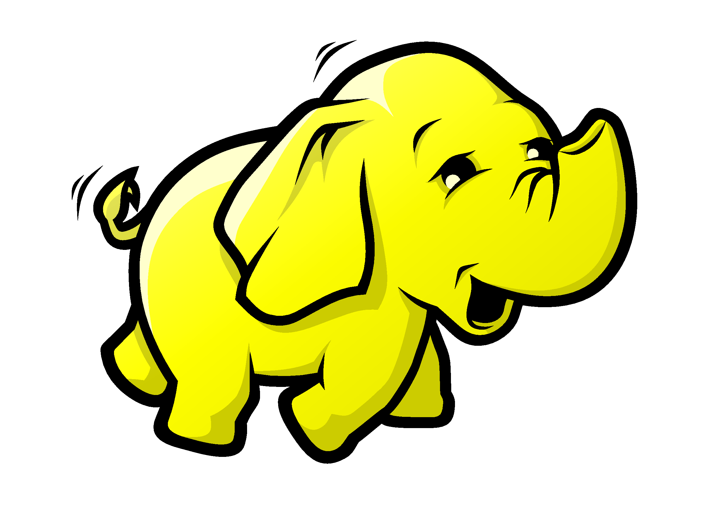 LARGE SCALE GRAPHICAL MODELS Hadoop was the first excellent