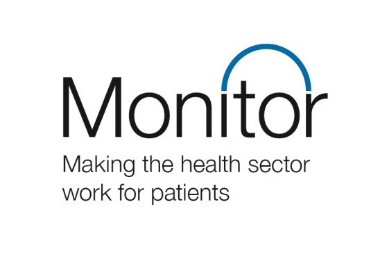 Contact us Monitor, Wellington House, 133-155 Waterloo Road, London, SE1 8UG Telephone: 020 3747 0000 Email: enquiries@monitor.gov.