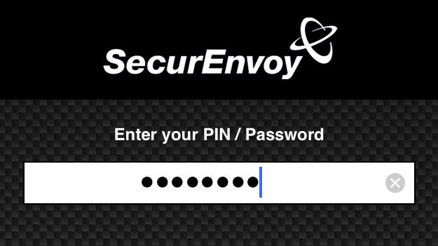 Browse to ASA Clientless SSL WebVPN portal Click on the OneSwipe button and scan the QR code using your