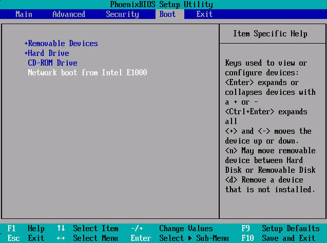 Figure 4: FOG s GUI index page Before operating with FOG s GUI In order to clone a machine to one or several hosts you will need to configure the clone machine BIOS to boot by network.
