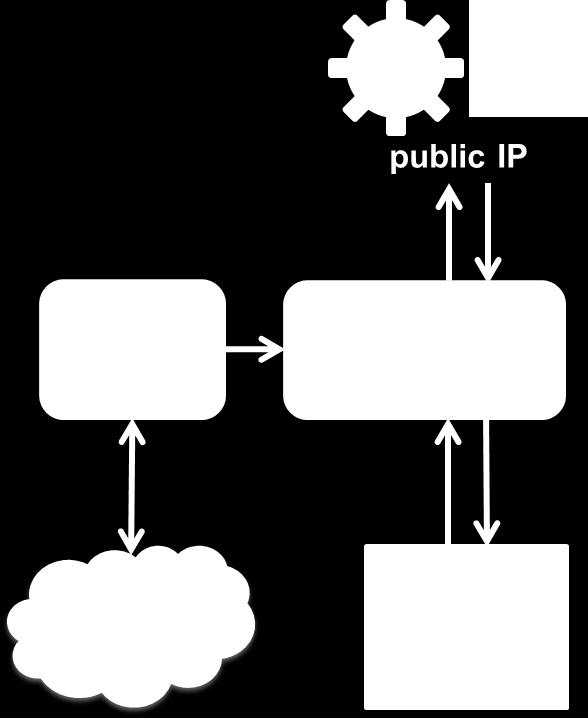 Eucalyptus Elastic IP Addresses 100 Elastic IP Addresses This section of the course discusses public IP addresses and elastic IP addresses in detail.