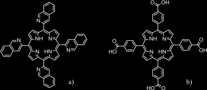 P4 - Comparative Study of the Photodynamic Effectiveness of 5,10,15,20tetrakis-(quinolin-2-yl)-porphyrin and 5,10,15,20-tetrakis-(4- carboxyphenyl)-porphyrin against Colon Cancer Cells in vitro.