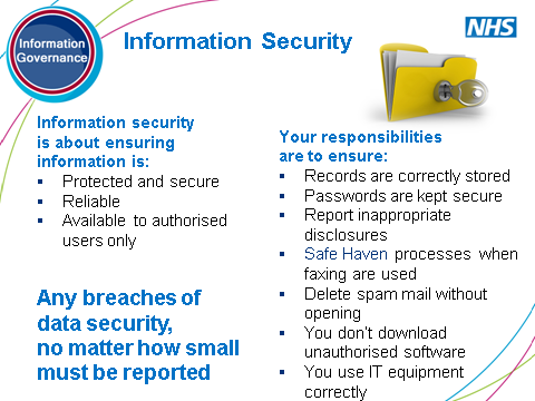SLIDE 21: Information Security Information security is a very contemporary topic.