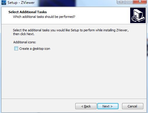 Select the installation path: Choose whether to create shortcut on your desktop: Finish the installation Login