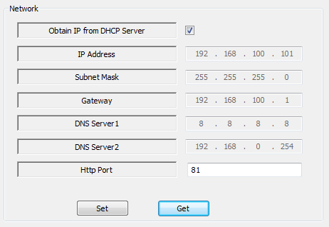 5.4 Time setting 16 ENGLISH Set the time and select the time zone or set the NTP server settings to sync with that server. 5.