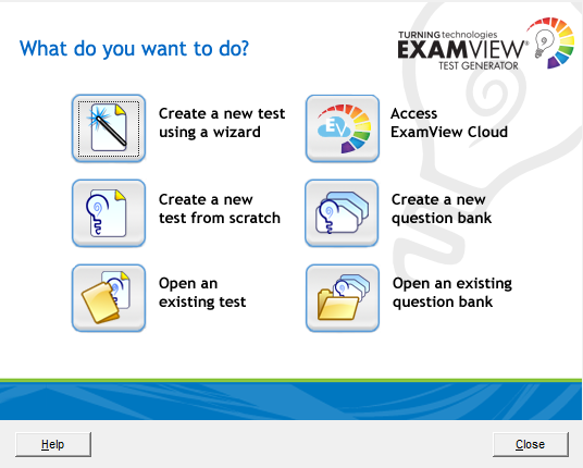 ExamView Assessment Suite (free version) download for PC
