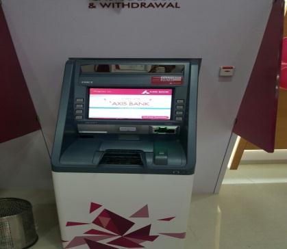 Self Servicing Capabilities WiFi at Branches Electronic Branches Cash Recyclers Cheque Deposit Kiosks
