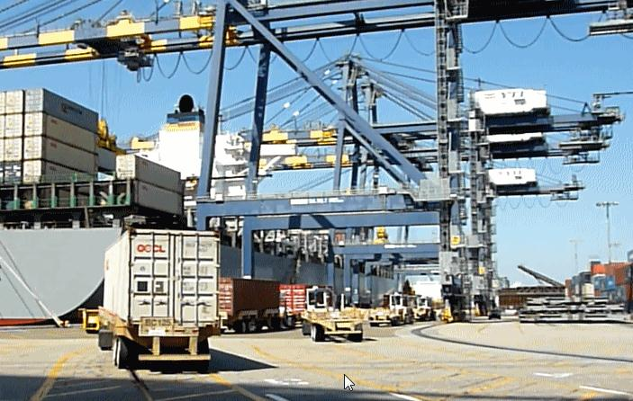 GATEWAY CITIES LOGISTICS CORRIDOR Anchored by Ports of Long Beach and Los Angeles Busiest marine port complex in North America Over 40% of the nation s total import traffic Over 25% of the
