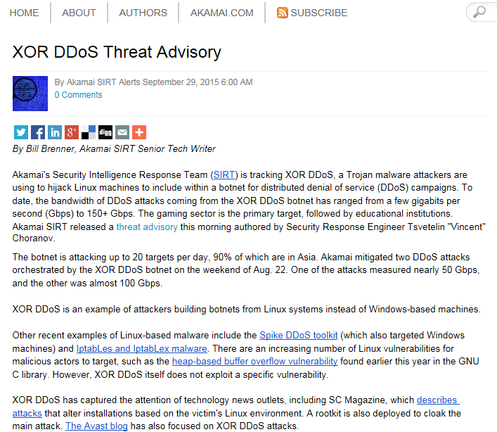 XOR DDoS Avoid data theft and downtime by extending the security perimeter outside the