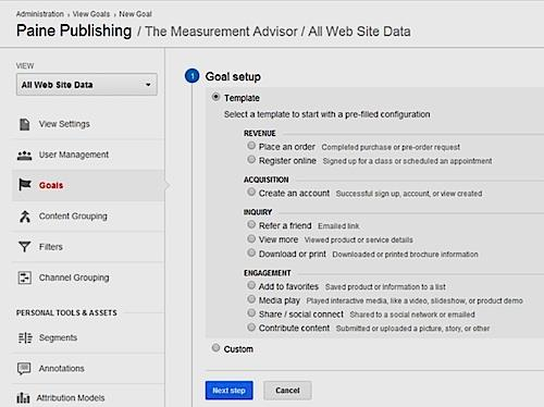 All the tools you really need Google Analytics Ignore page views